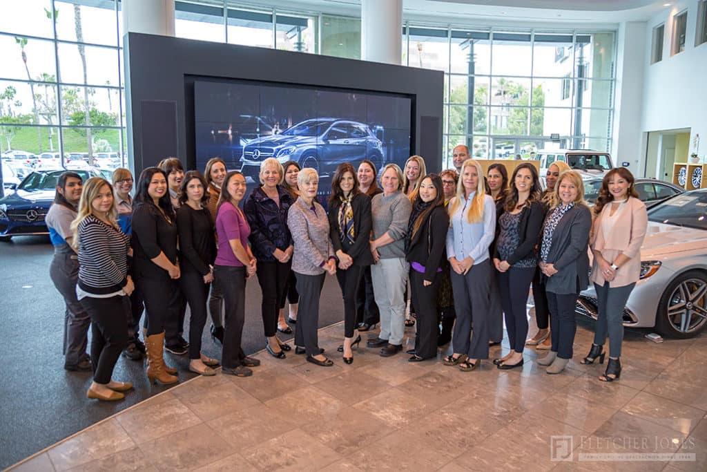 International Women's Day 2018 _Orange County_Fletcher Jones Motorcars Newport Beach