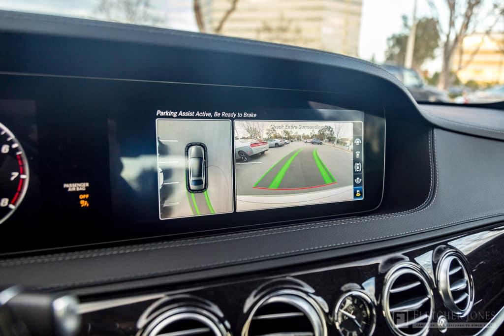mercedes-Benz park assist