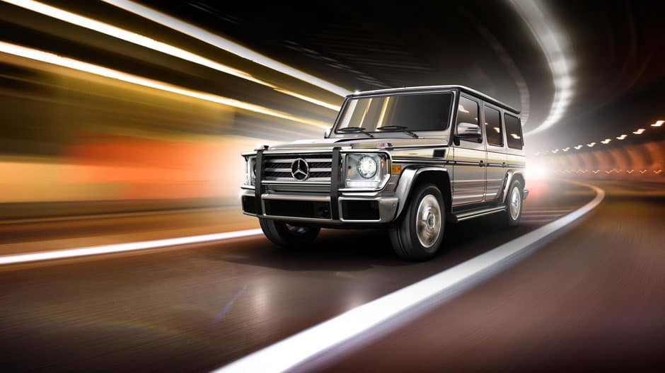 2018 mercedes benz g 550 suv info specs features fj for Mercedes benz of orange county