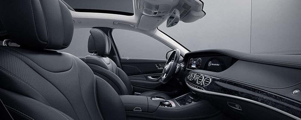 S 450 Interior