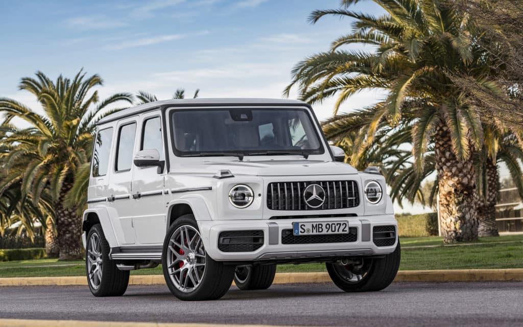 mercedes benz 2019 g wagon 2019 Mercedes Benz G Class Arrival | Fletcher Jones Motorcars mercedes benz 2019 g wagon