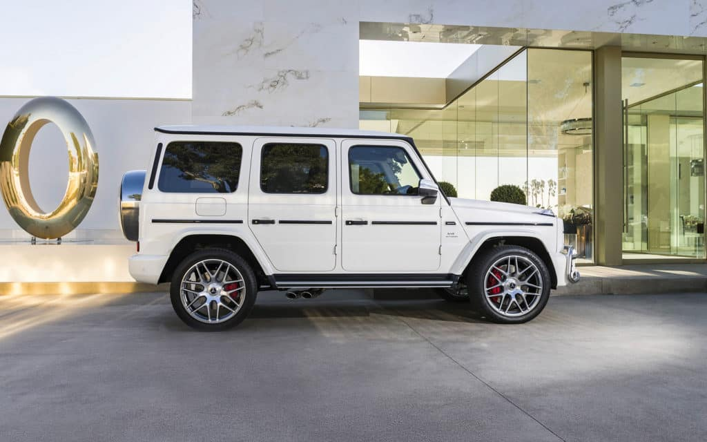 2019 Mercedes-Benz G-Class Arrival | Fletcher Jones Motorcars