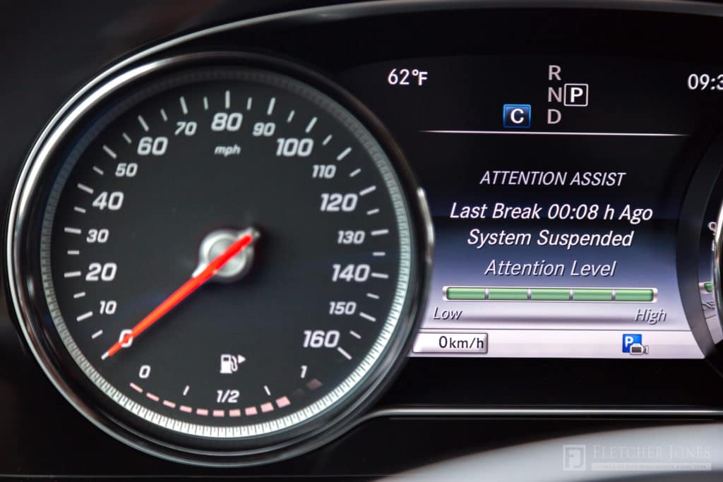 Mercedes-Benz Attention Assist