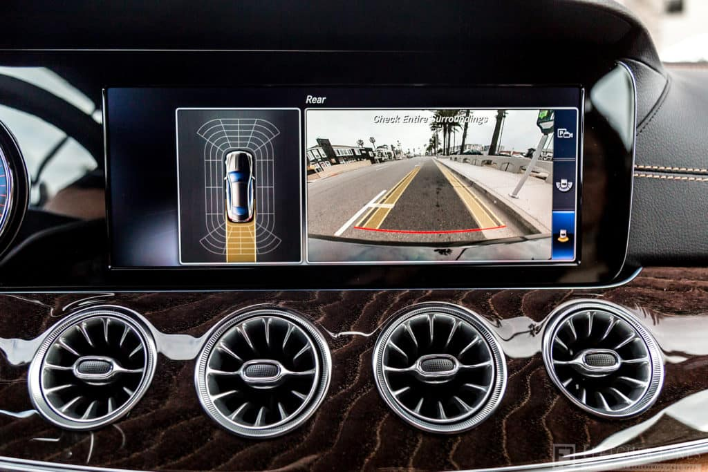 Mercedes-benz Surround View Camera