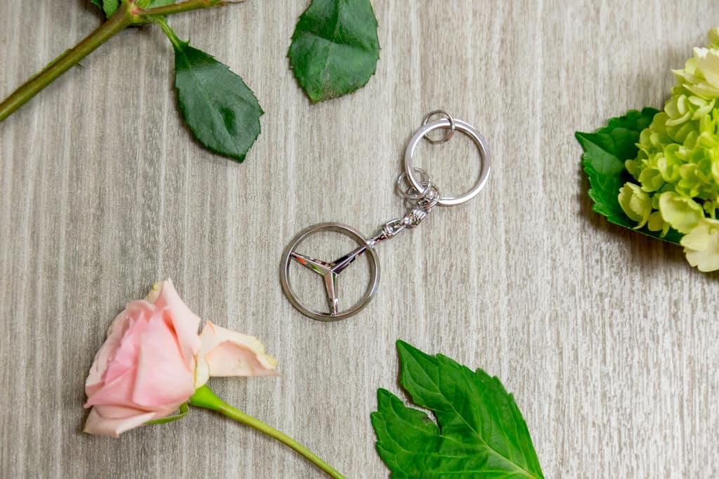 Mercedes-Benz Star Key ring