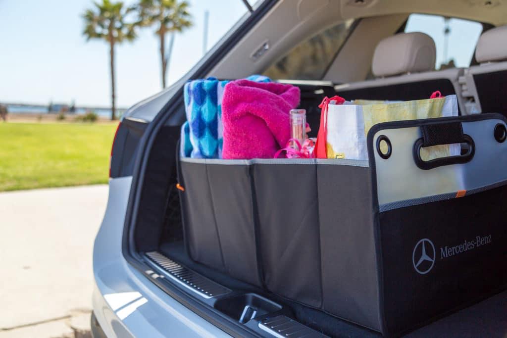Mercedes-Benz Trunk Organizer