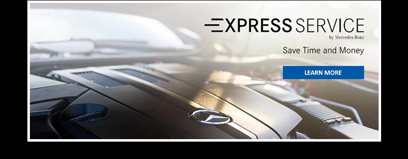 Express Service Banner