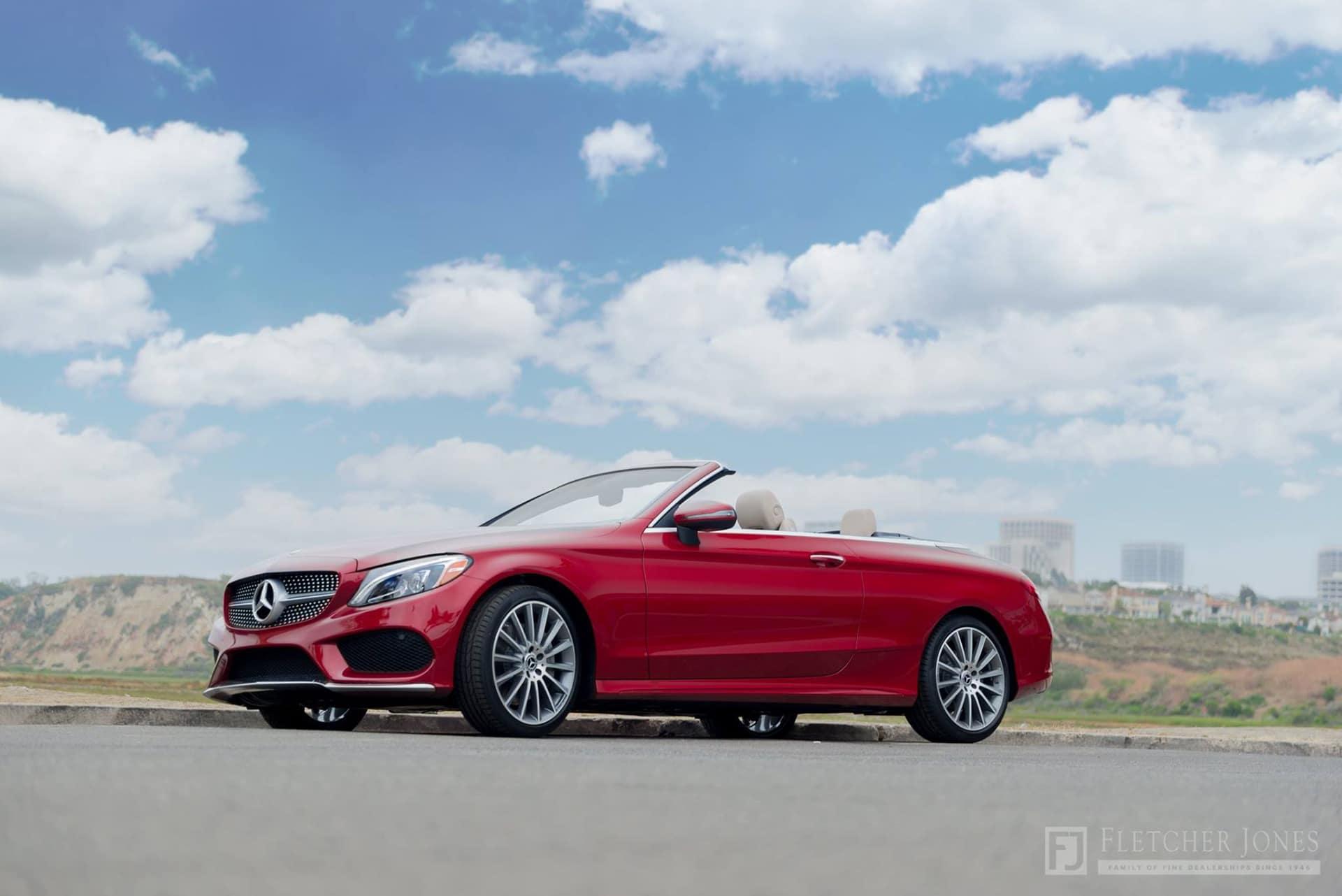 Convertible Mercedes-Benz