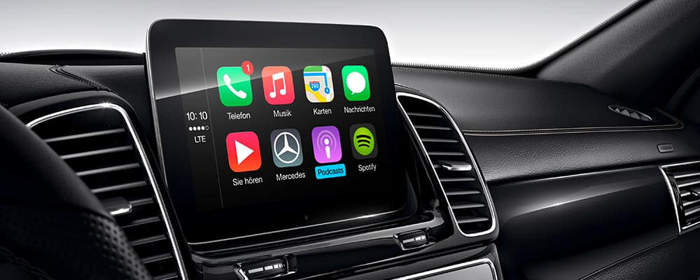 Setting Up Apple Carplay In A Mercedes Benz Fj Motorcars