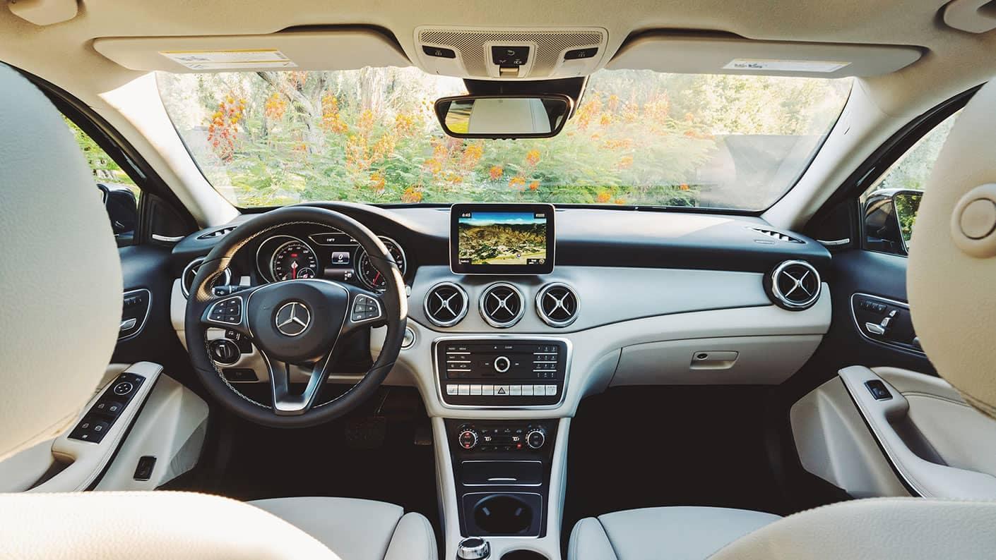 2019 GLA SUV