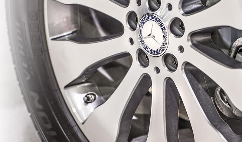 Mercedes Benz Rim