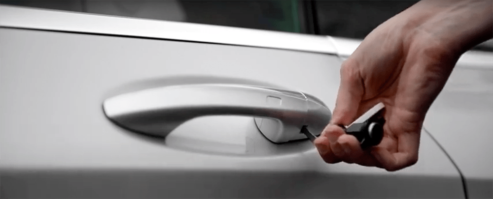 Unlock Your Door with a Mercedes-Benz Blade Key | Fletcher