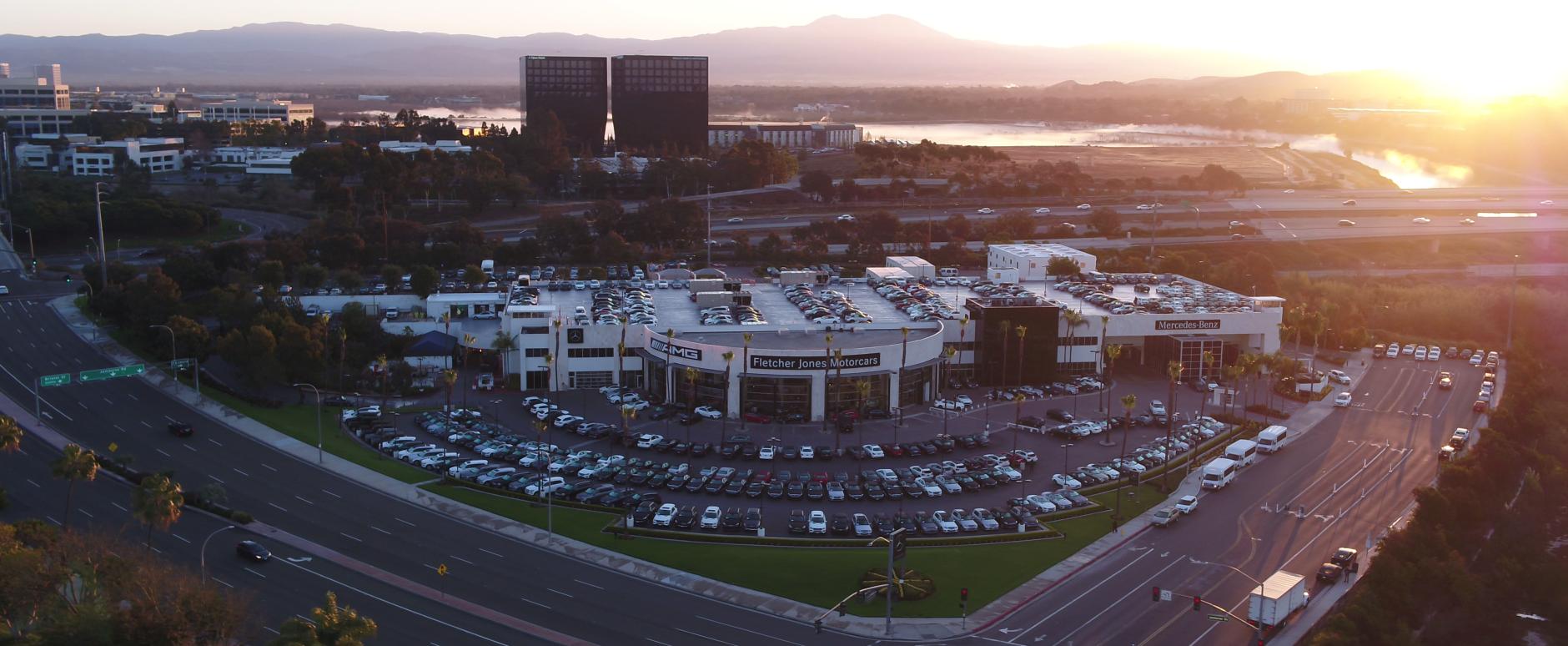 Mercedes Newport Beach >> Fletcher Jones Motorcars Named Nation S 1 Mercedes Benz