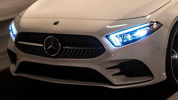 A-Class Headlights