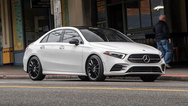 a-class styling