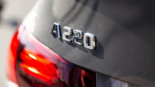 Mercedes-Benz A Class Badge