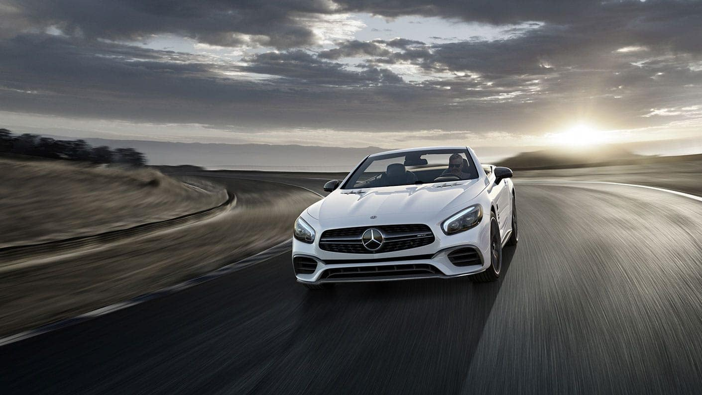 2019 Mercedes-Benz SL Roadsters
