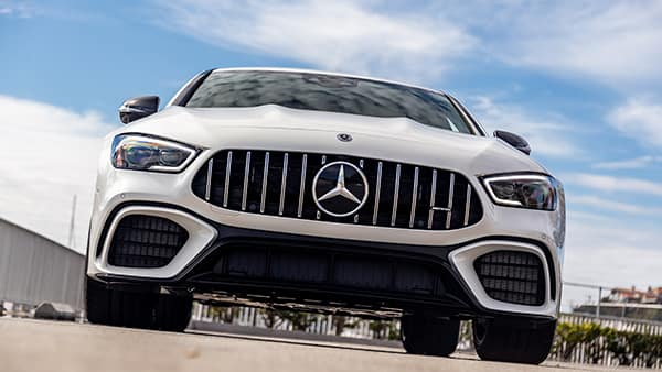 Mercedes-AMG® GT 4-door Coupe Grille