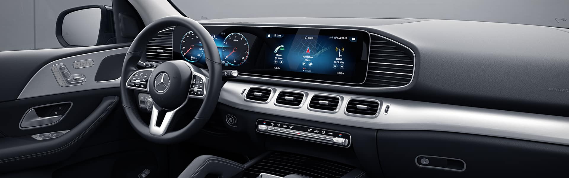 Learn More About 2020 Gle Interior Mercedes Benz Of Henderson