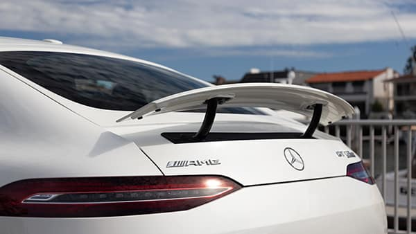 Mercedes-AMG® GT 4-door Coupe Spoiler