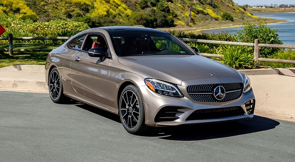 2019 C 300 Coupe