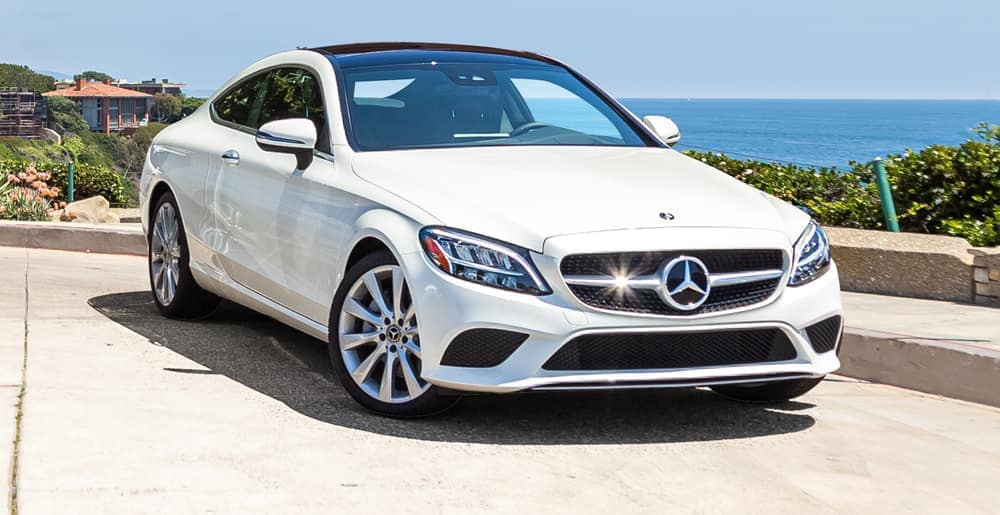 2020 C 300 Coupe