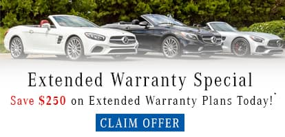 Mercedes-Benz Extended Warranty Options | Fletcher Jones MB
