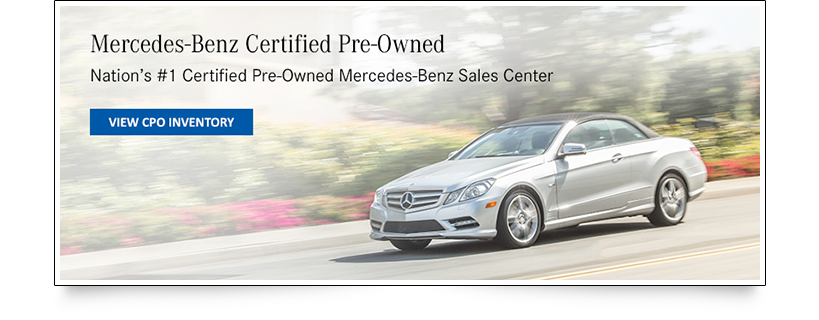 Certified Pre Owned Mercedes >> Certified Pre Owned Mercedes Benz For Sale Newport Beach Used Cpo