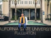 Thomas Nguyen – Graduating with Fletcher Jones Motorcars