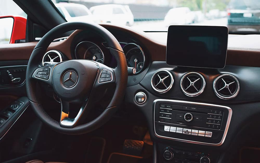2017 Mercedes-AMG® CLA 45