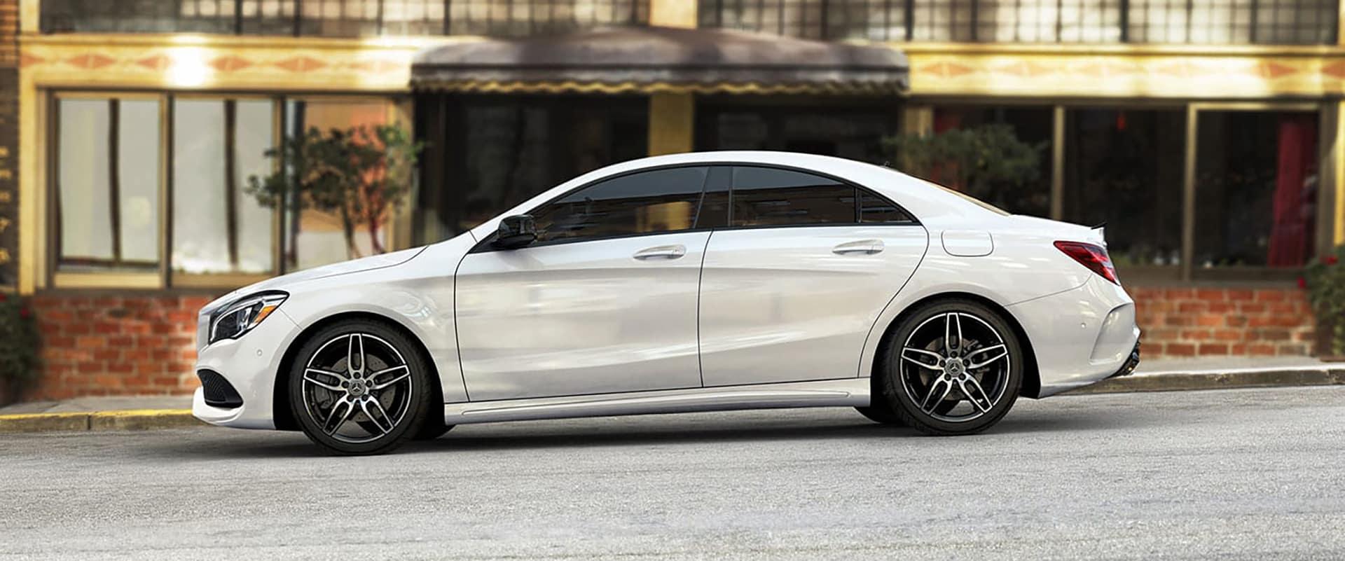 2019 Mercedes-AMG® CLA 45