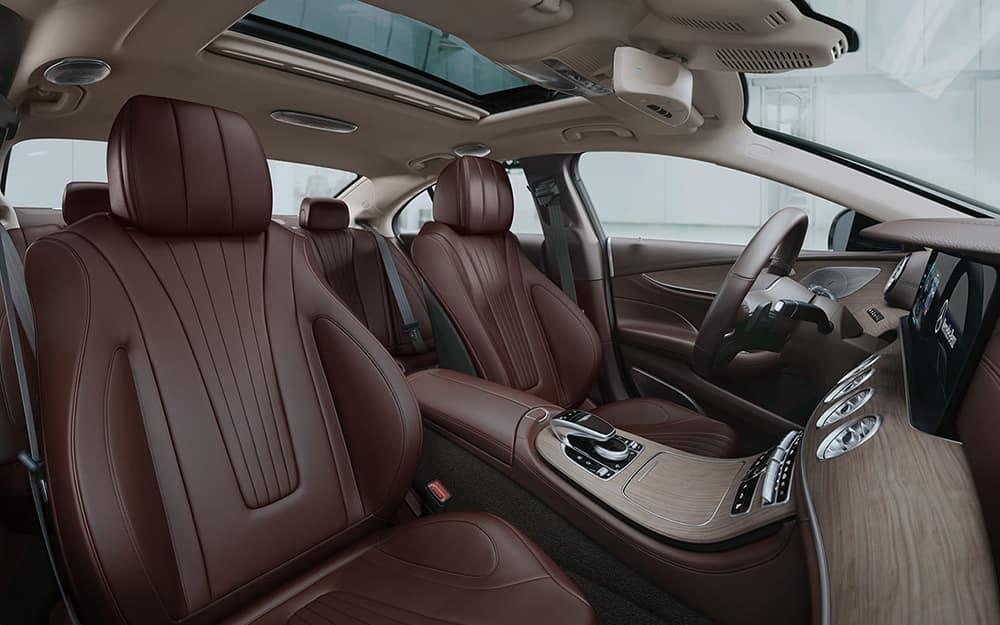CLS 450 Interior