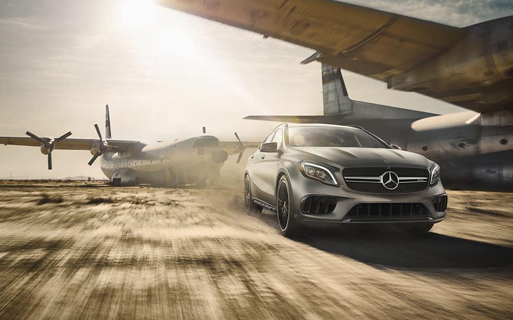 2016 Mercedes-AMG GLA 45