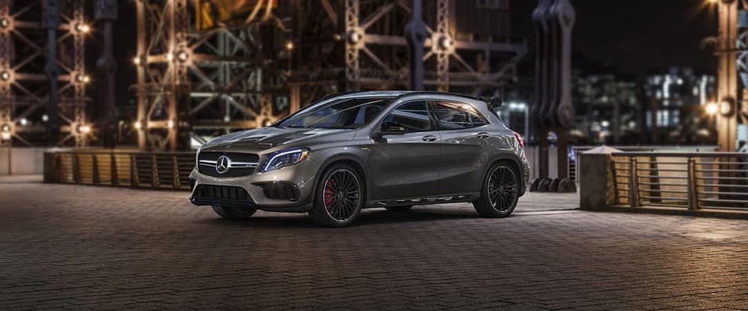 2019 Mercedes-AMG GLA 45
