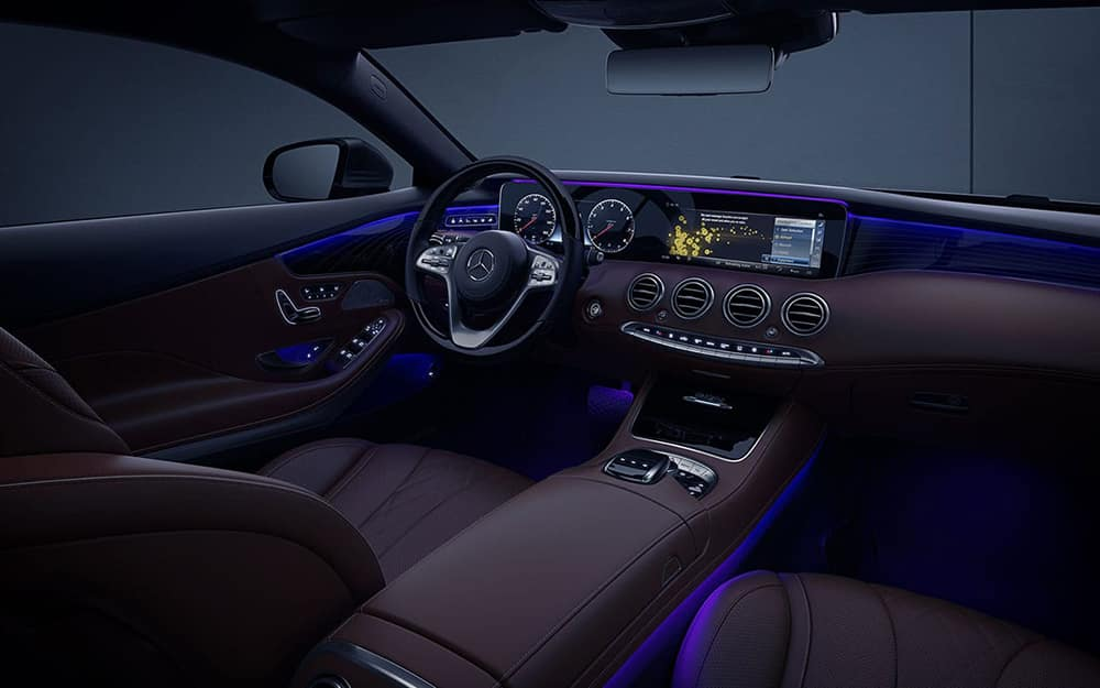 Mercedes-Benz S 560 Interior
