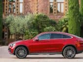 The 2020 Mercedes-Benz GLC Coupe – Coming Soon!