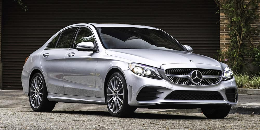 Pre-Owned 2019 C 300