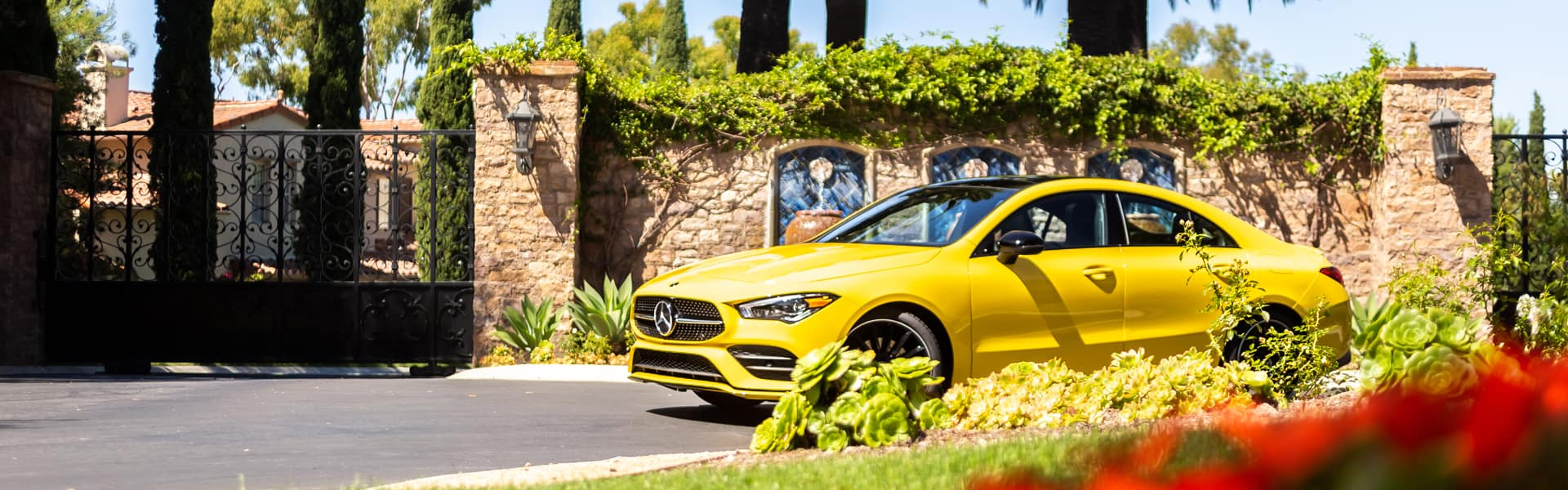 2020 Mercedes-Benz CLA styling