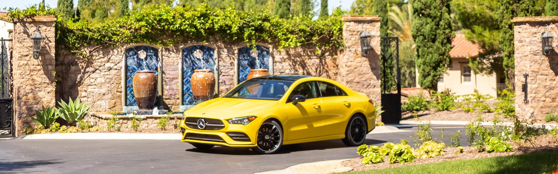 2020 Mercedes-Benz CLA Performance