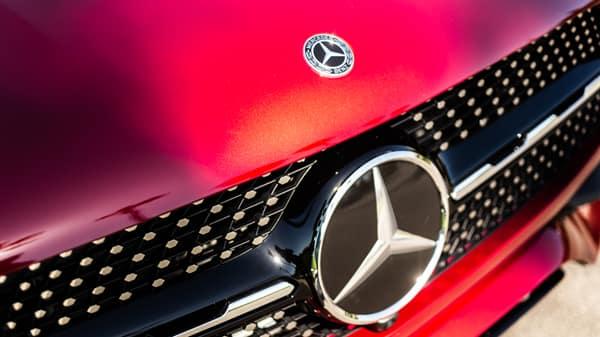 2020 Mercedes-Benz GLC Grille