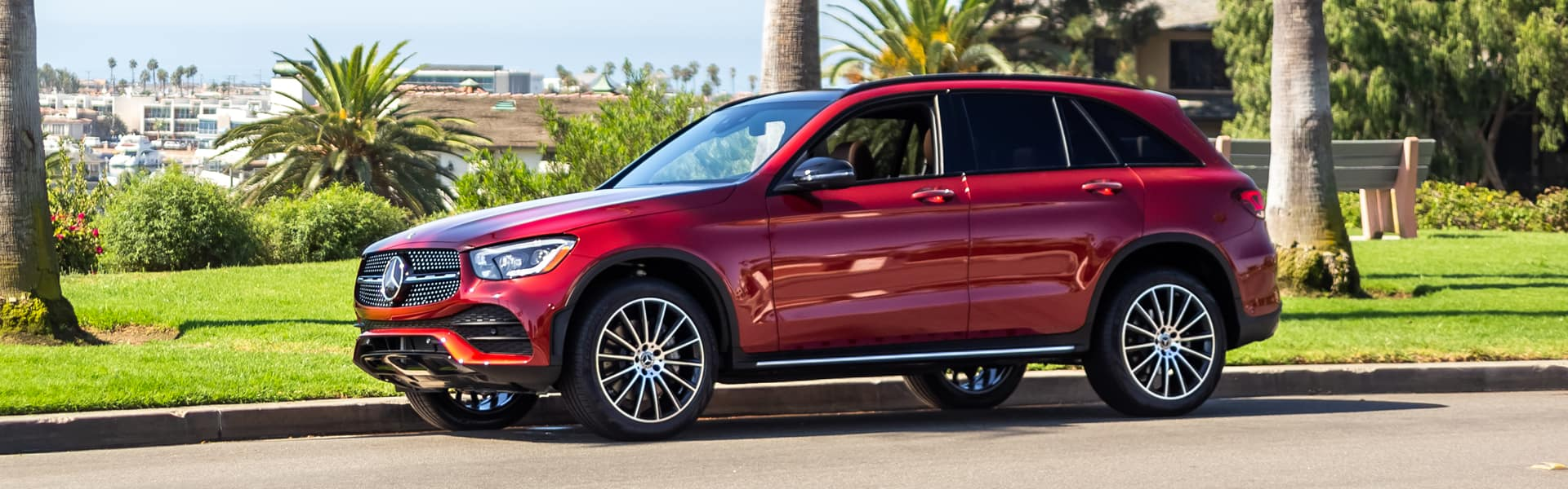 2020 Mercedes-Benz GLC styling