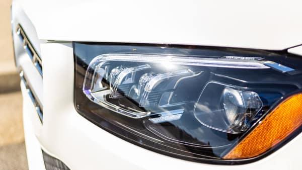 2020 Mercedes-Benz GLS Headlight