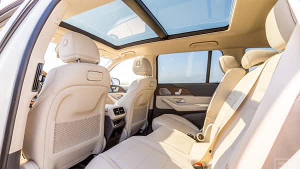 2020 Mercedes-Benz GLS Class Seating