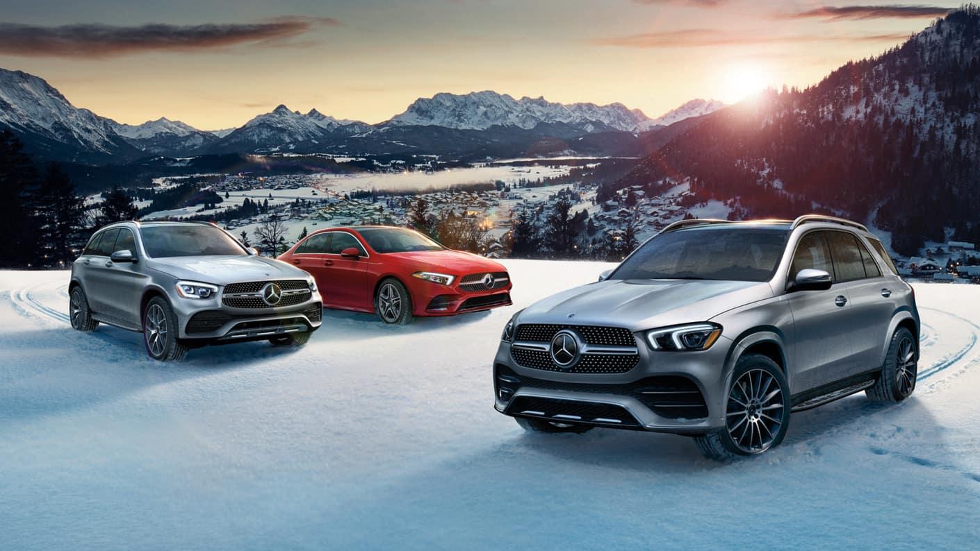 2019 Mercedes-Benz Winter Event Fletcher Jones Motorcars