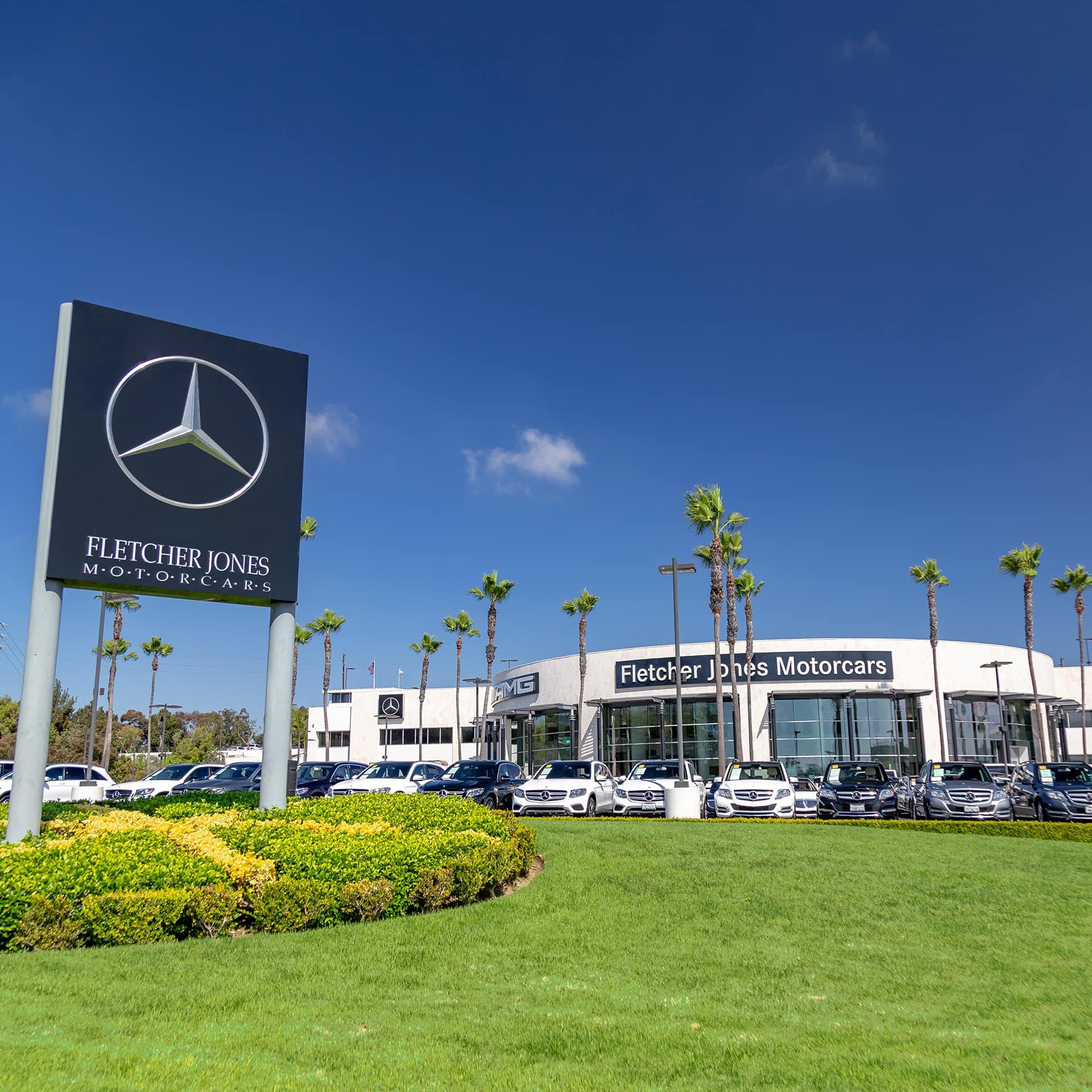 Fletcher Jones Motorcars: The Nation's #1 Mercedes-Benz