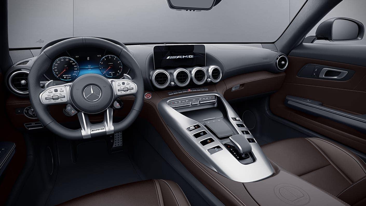 2020 Mercedes-AMG® GT