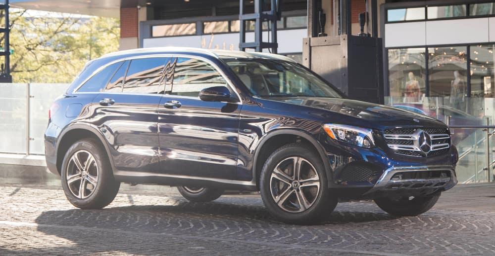Mercedes-Benz GLC Hybrid SUV