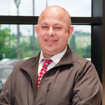 Tony Irvani