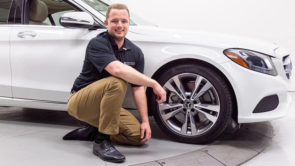 Mercedes-Benz Tire