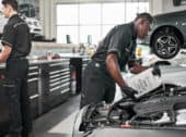 Driving Less? Your Mercedes-Benz Still Requires Routine Maintenance